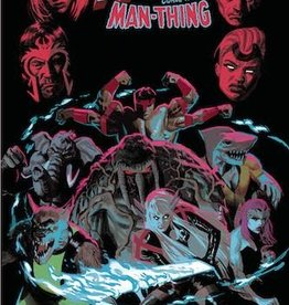 Marvel Comics X-Men Curse Man-Thing #1