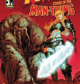 Marvel Comics X-Men Curse Man-Thing #1 Zitro Var