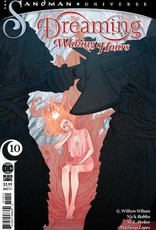 DC Comics Dreaming Waking Hours #10