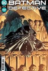 DC Comics Batman The Detective #2 Cvr A Andy Kubert