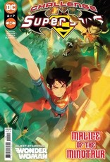 DC Comics Challenge Of The Super Sons #2 Cvr A Simone Di Meo