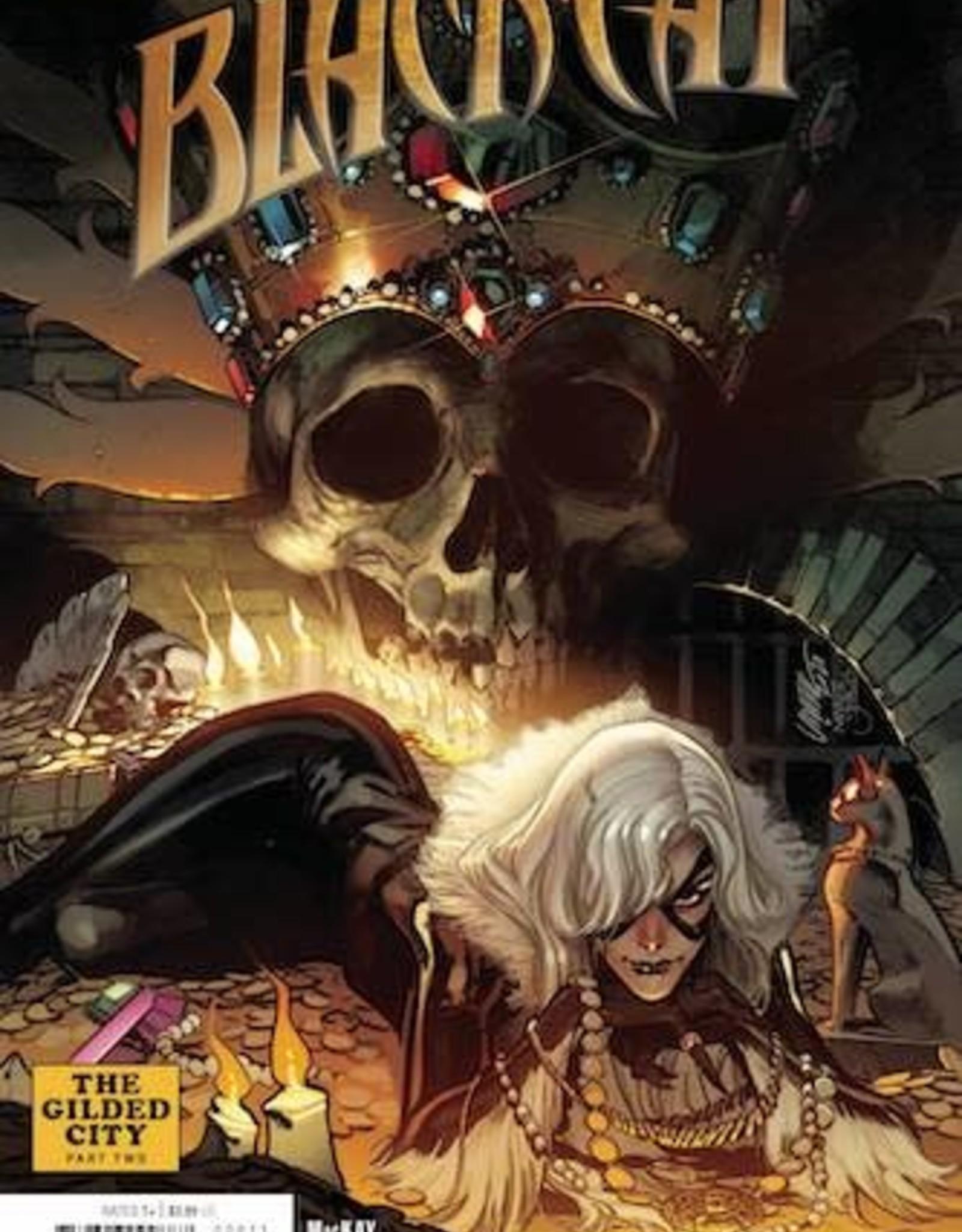 Marvel Comics Black Cat #6