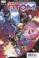 Marvel Comics Children Of Atom #3