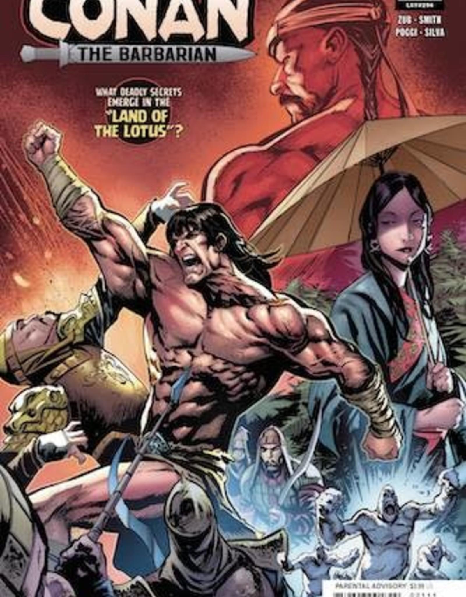 Marvel Comics Conan The Barbarian #21