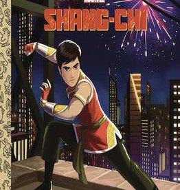 Golden Books Shang Chi Little Golden Book YR GN