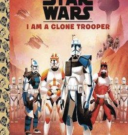 Golden Books Star Wars Little Golden Book I Am Clone Trooper