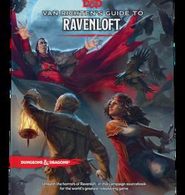 Wizards of the Coast Dungeons & Dragons: VanRichten's Guide to Ravenloft HC