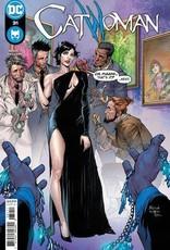 DC Comics Catwoman #31 Cvr A Robson Rocha