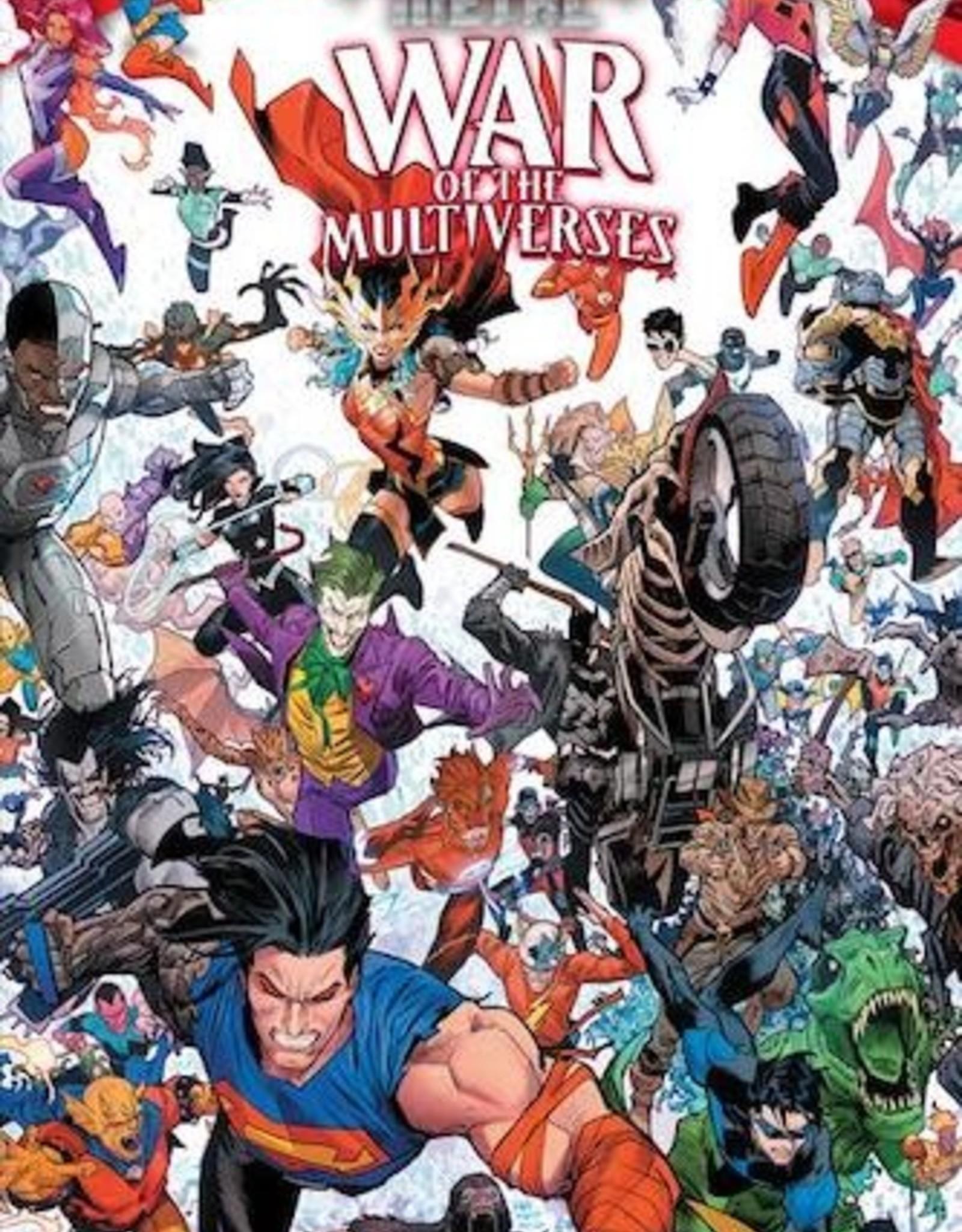 DC Comics Dark Nights: Death Metal: War Of The Multiverses TP