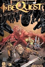 AfterShock Comics Bequest #3