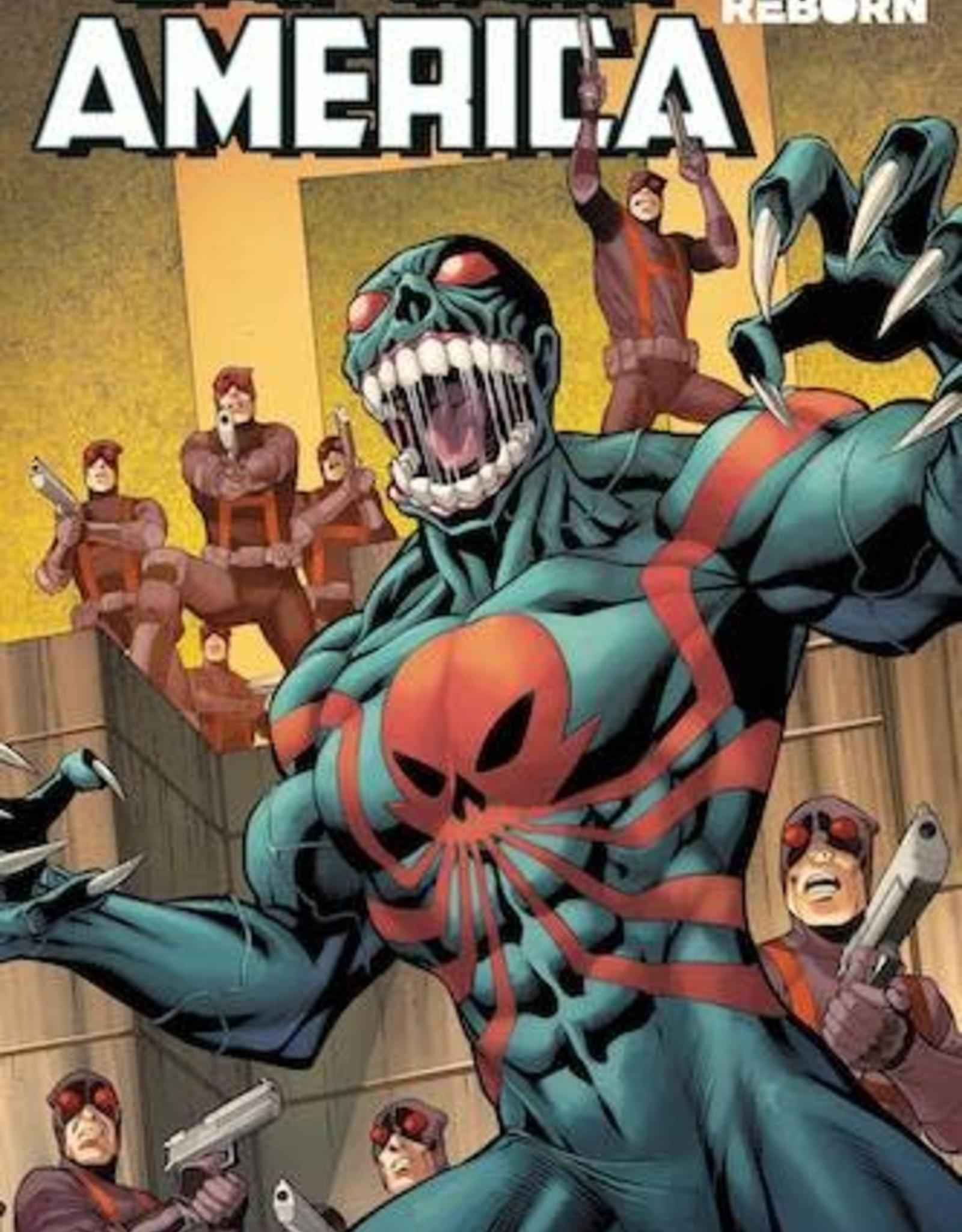 Marvel Comics Captain America #29 Pacheco Reborn Var