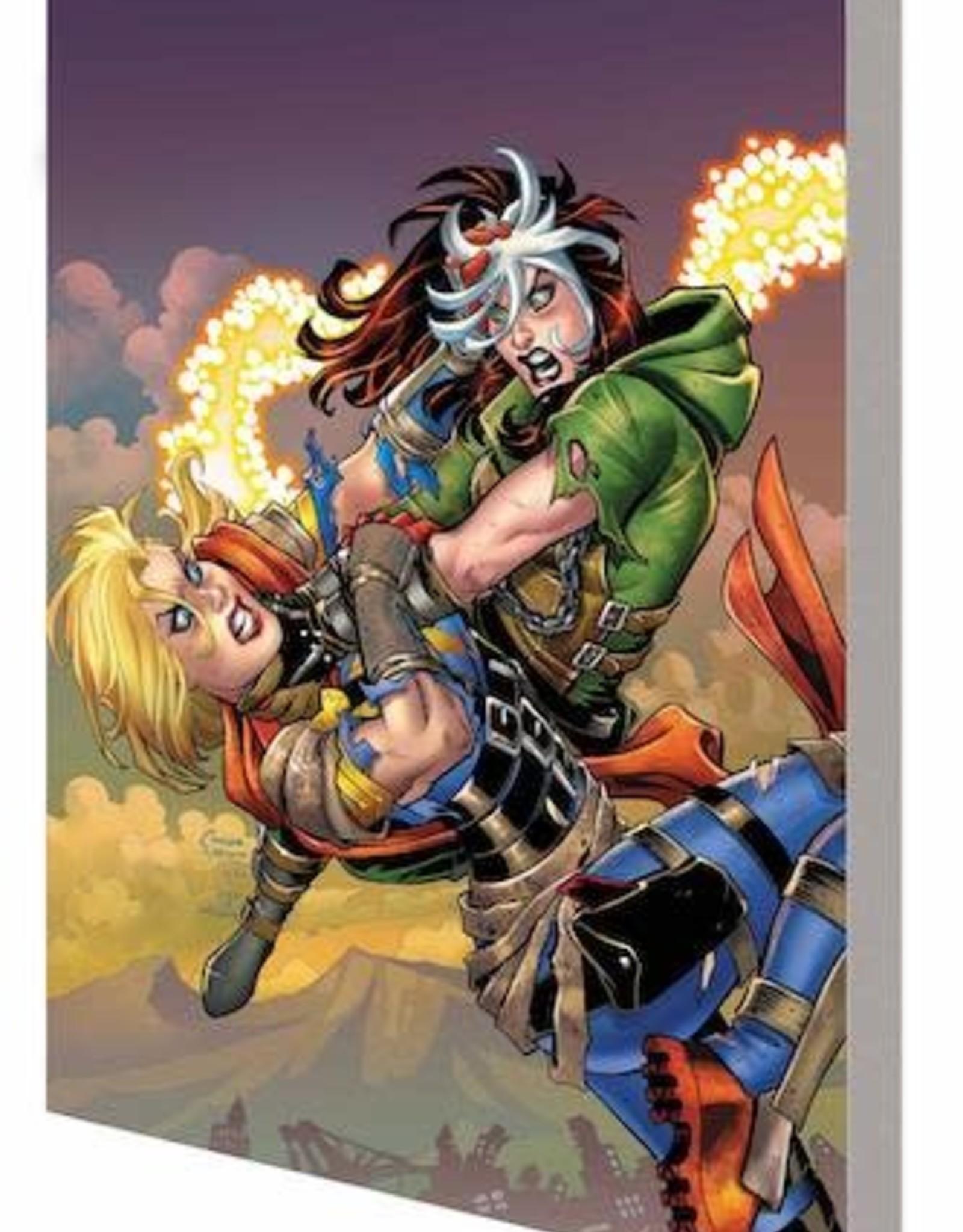 Marvel Comics Captain Marvel Vs Rogue TP