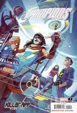 Marvel Comics Champions #7