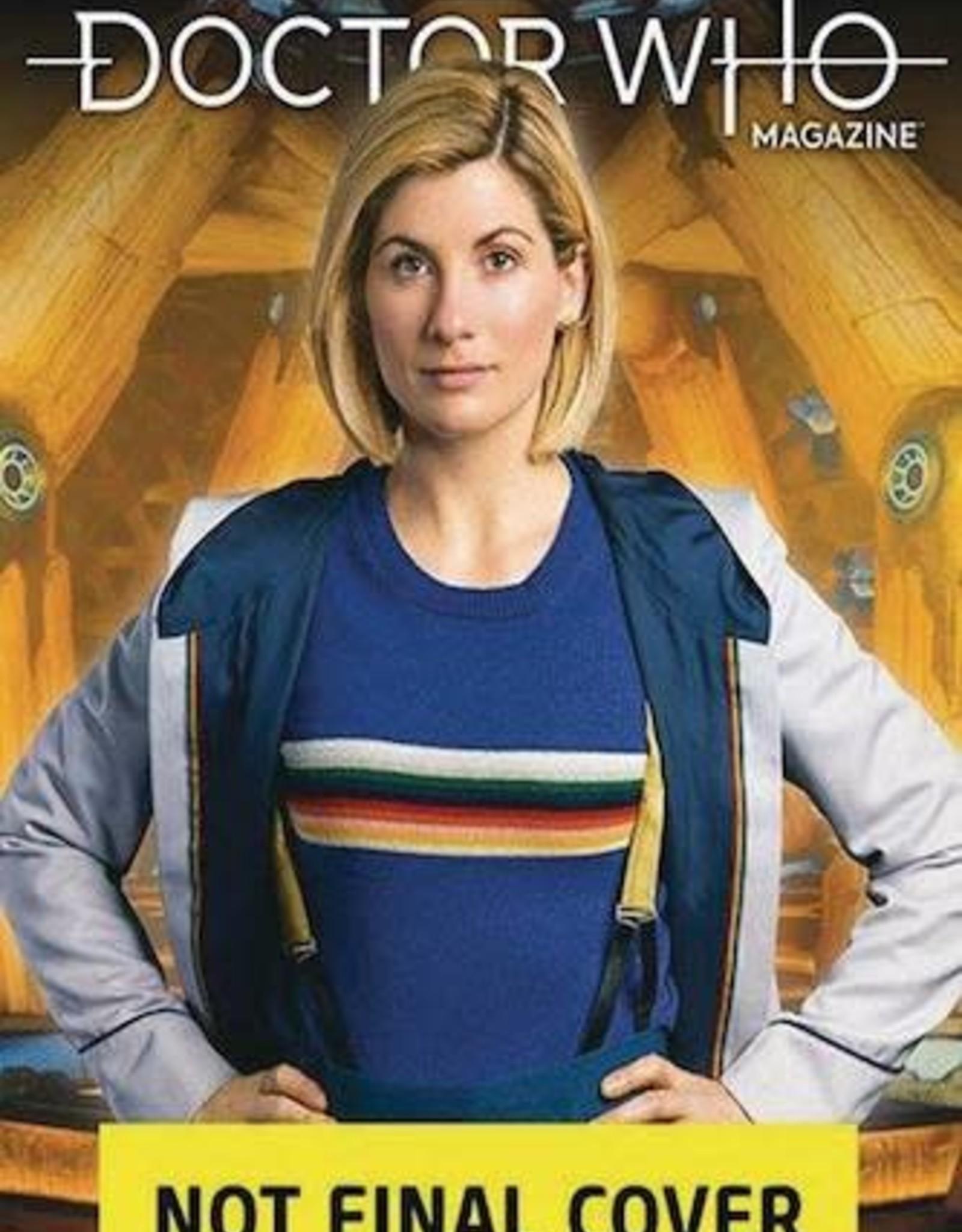 Panini Publishing Doctor Who Magazine #561