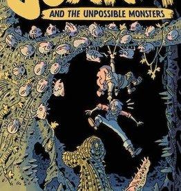 Oni Press Jonna And The Unpossible Monsters #3 Cvr B Schweitzer