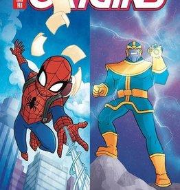 IDW Publishing Marvel Action Origins #1 10 Copy Incv Garbowska