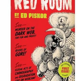 Fantagraphics Books Red Room #1