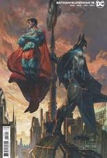 DC Comics Batman Superman #18 Cvr B Simone Bianchi Card Stock Var