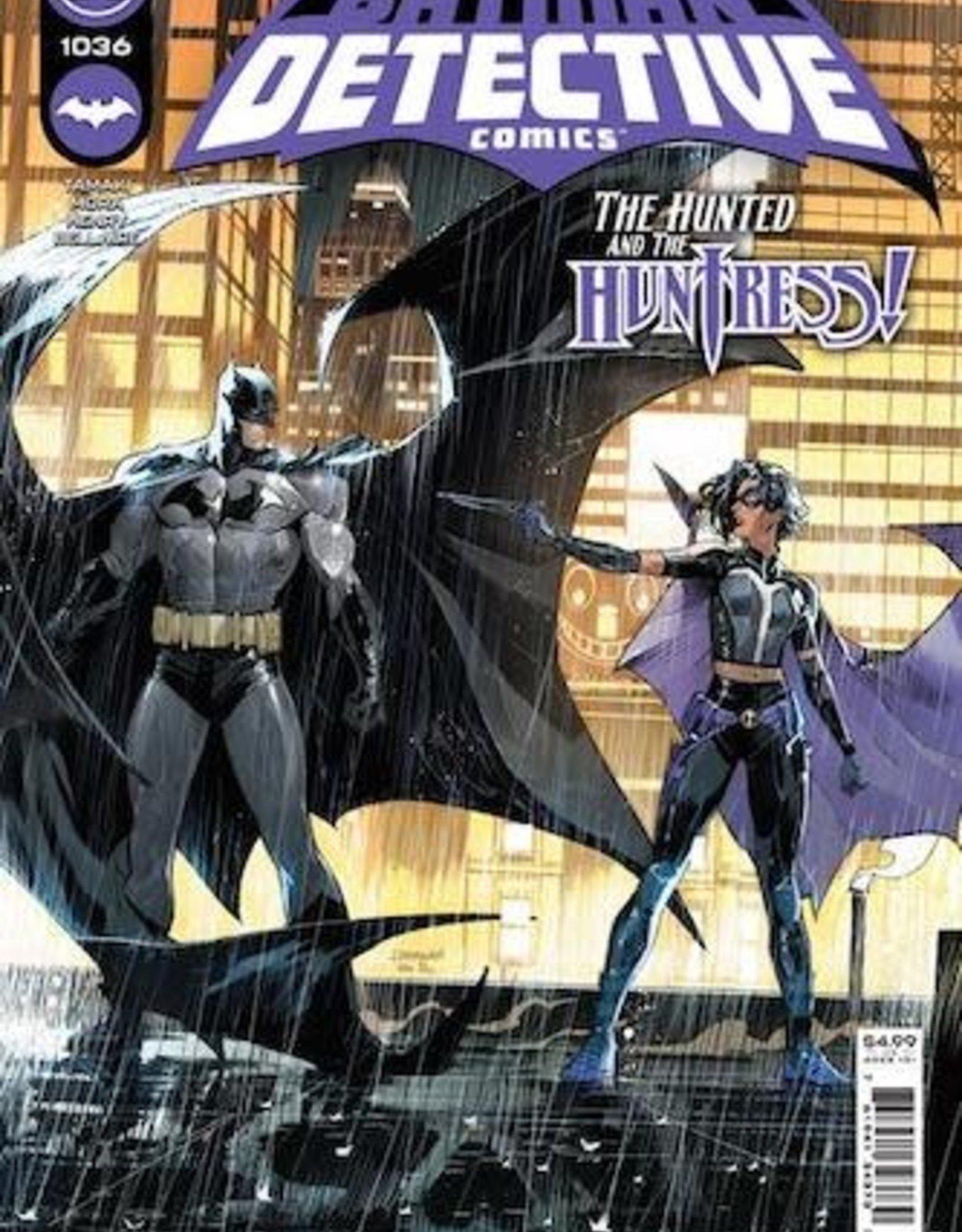 DC Comics Detective Comics #1036 Cvr A Dan Mora