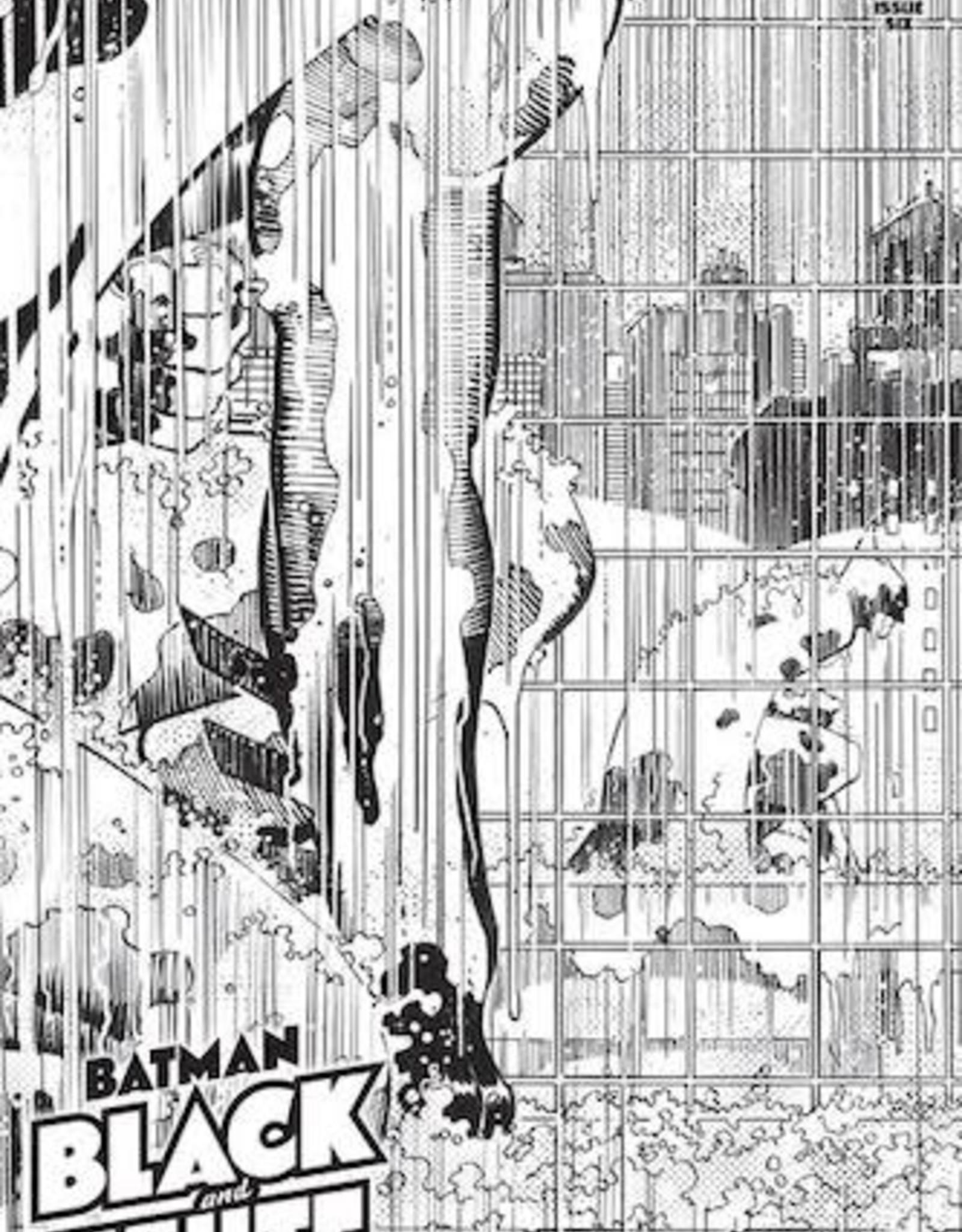 DC Comics Batman Black And White #6 Cvr A John Romita Jr & Klaus Janson