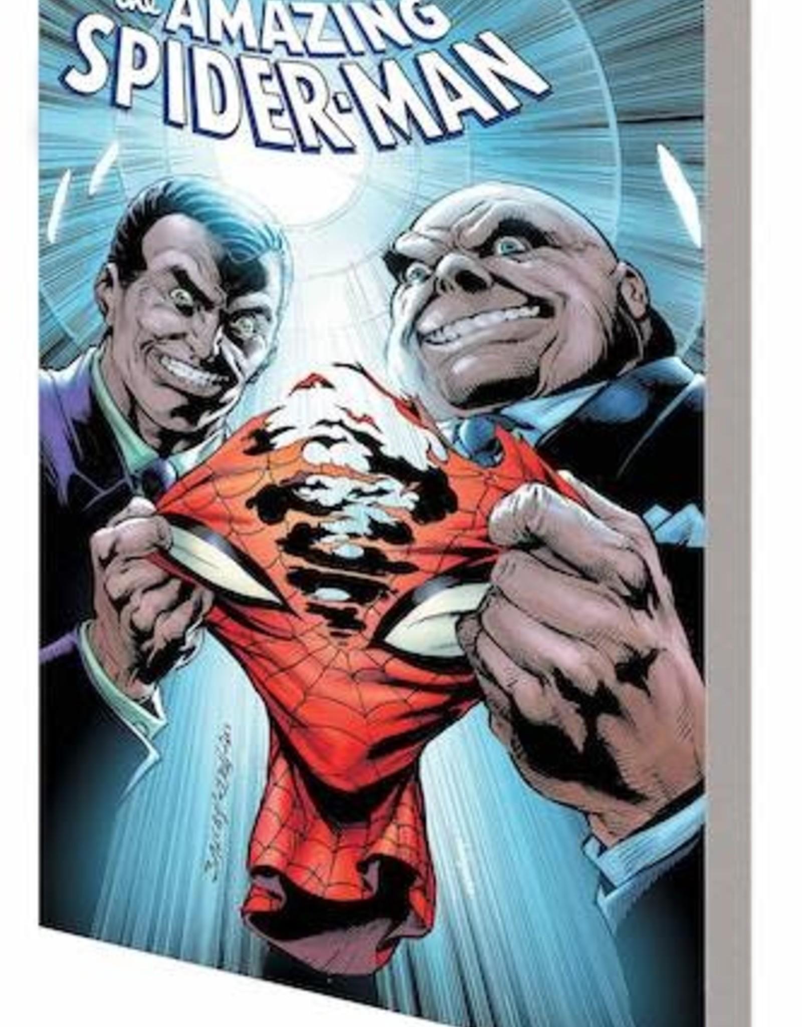 Marvel Comics Amazing Spider-man By Nick Spencer TP Vol 12 Shattered Web