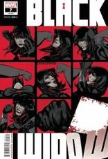 Marvel Comics Black Widow #7
