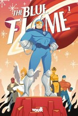 Vault Comics Blue Flame #1 Cvr B