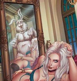 Zenescope Entertainment Man Goat & Bunny Man #2 Cvr B Riveiro