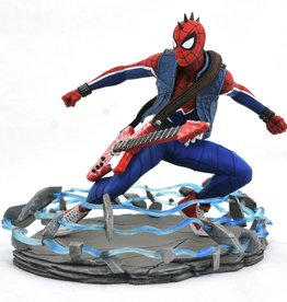 Diamond Select Toys Marvel Gallery Ps4 Spider-Punk Pvc Statue