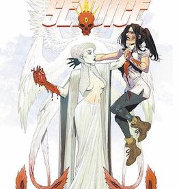 Vault Comics Shadow Service #8 Cvr A Howell