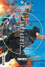 DC Comics Batman Fortnite Zero Point #4 Cvr A Mikel Janín