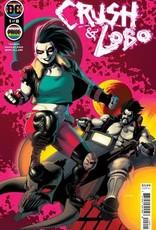 DC Comics Crush & Lobo #1 Cvr A Kris Anka