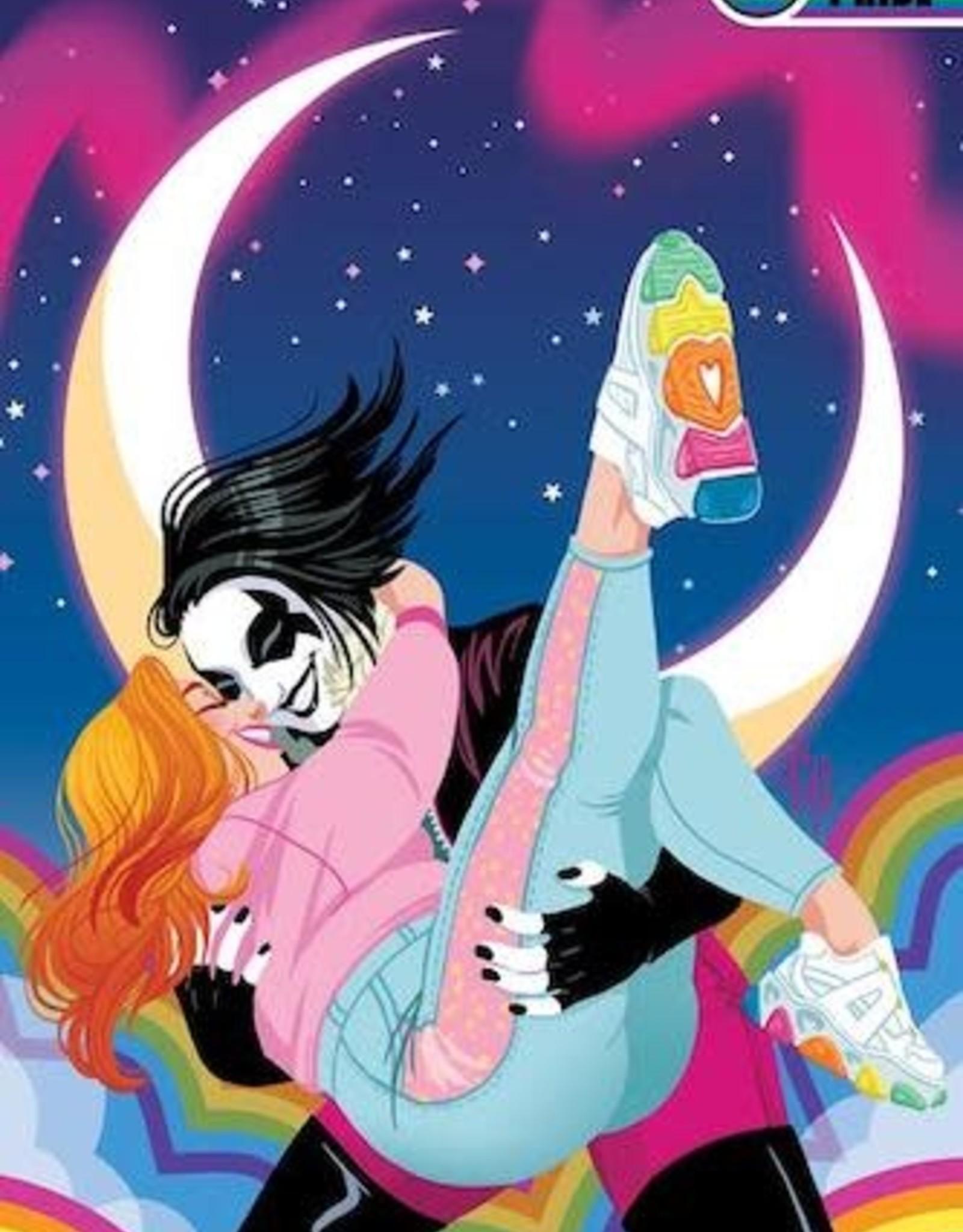 DC Comics Crush & Lobo #1 Cvr B Yoshi Yoshitani Pride Month Card Stock Var