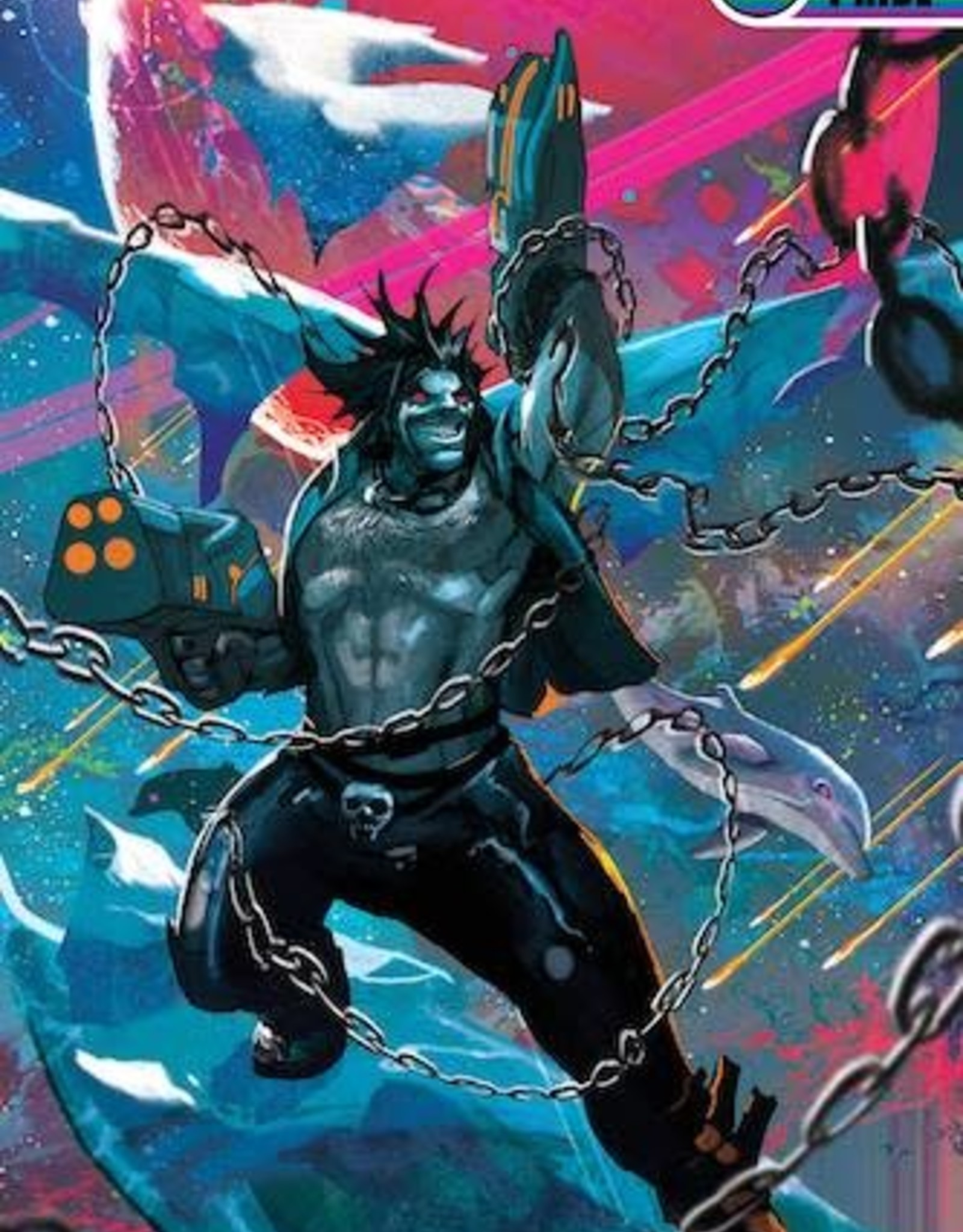 DC Comics Crush & Lobo #1 Inc 1:25 Christian Ward Card Stock Var