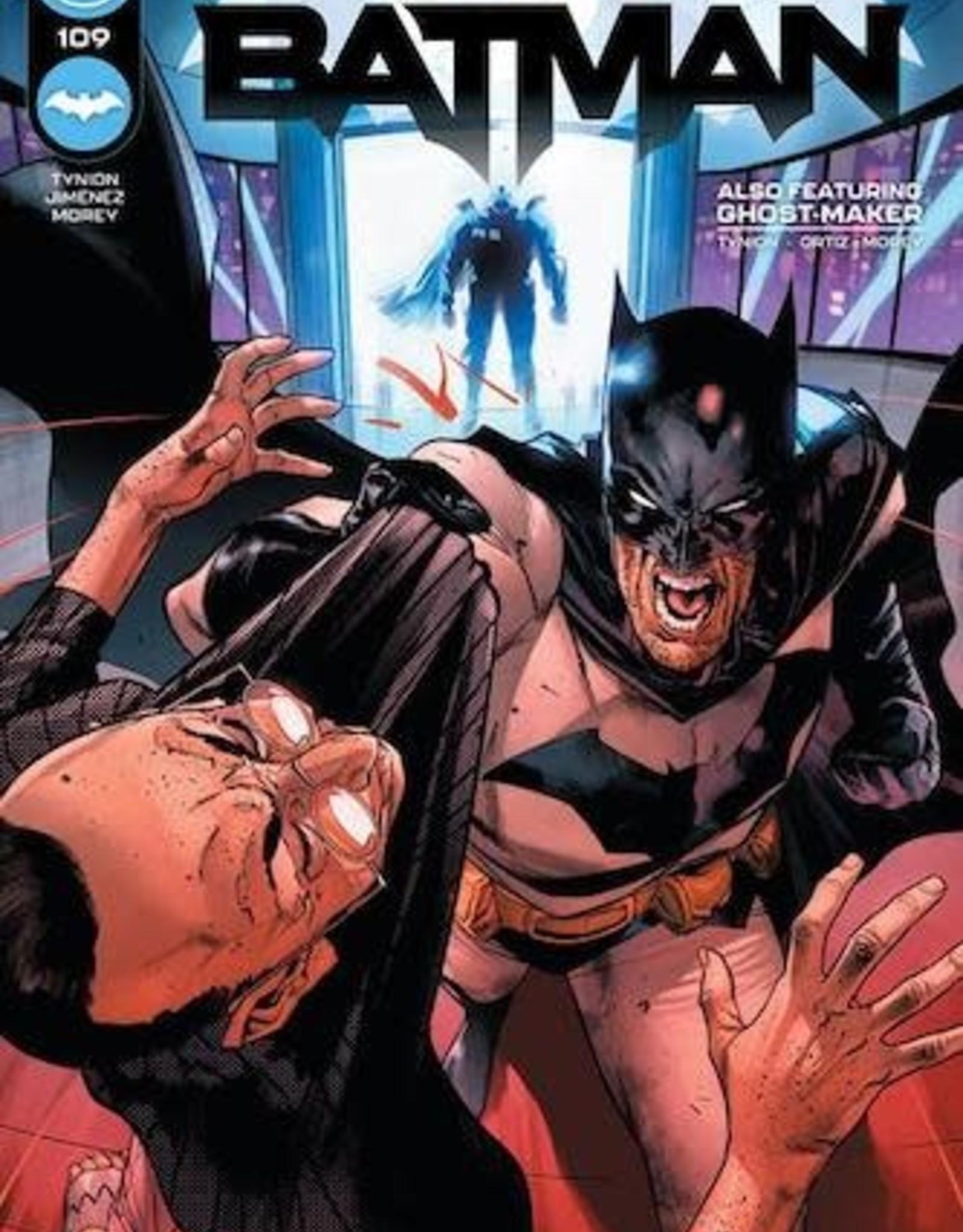DC Comics Batman #109 Cvr A Jorge Jimenez