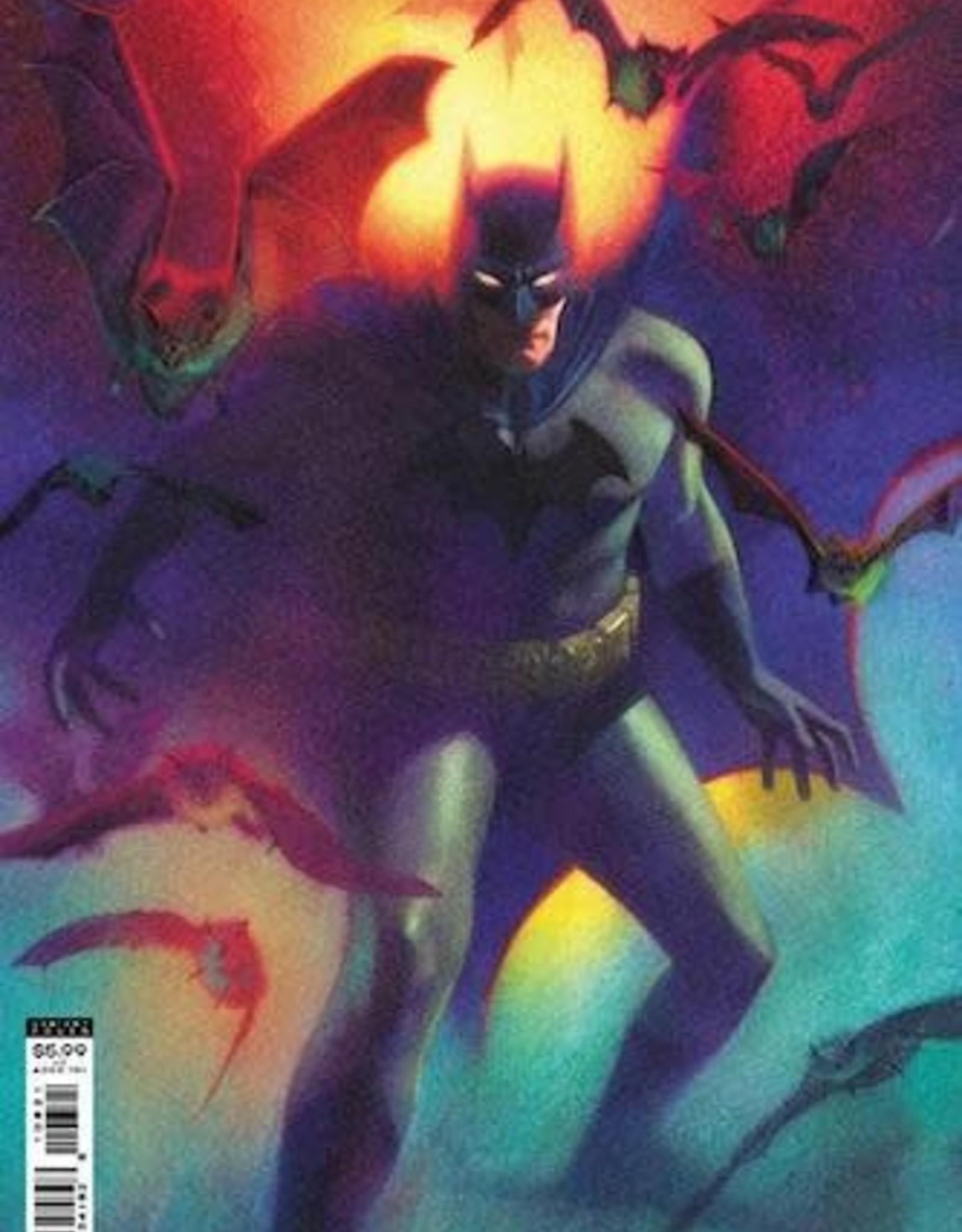 DC Comics Batman #109 Cvr B Joshua Middleton Card Stock Var