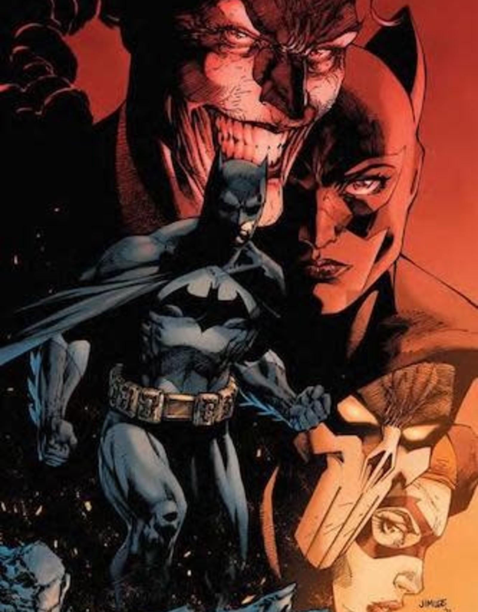 DC Comics Batman Catwoman #5 Cvr B Jim Lee & Scott Williams Var