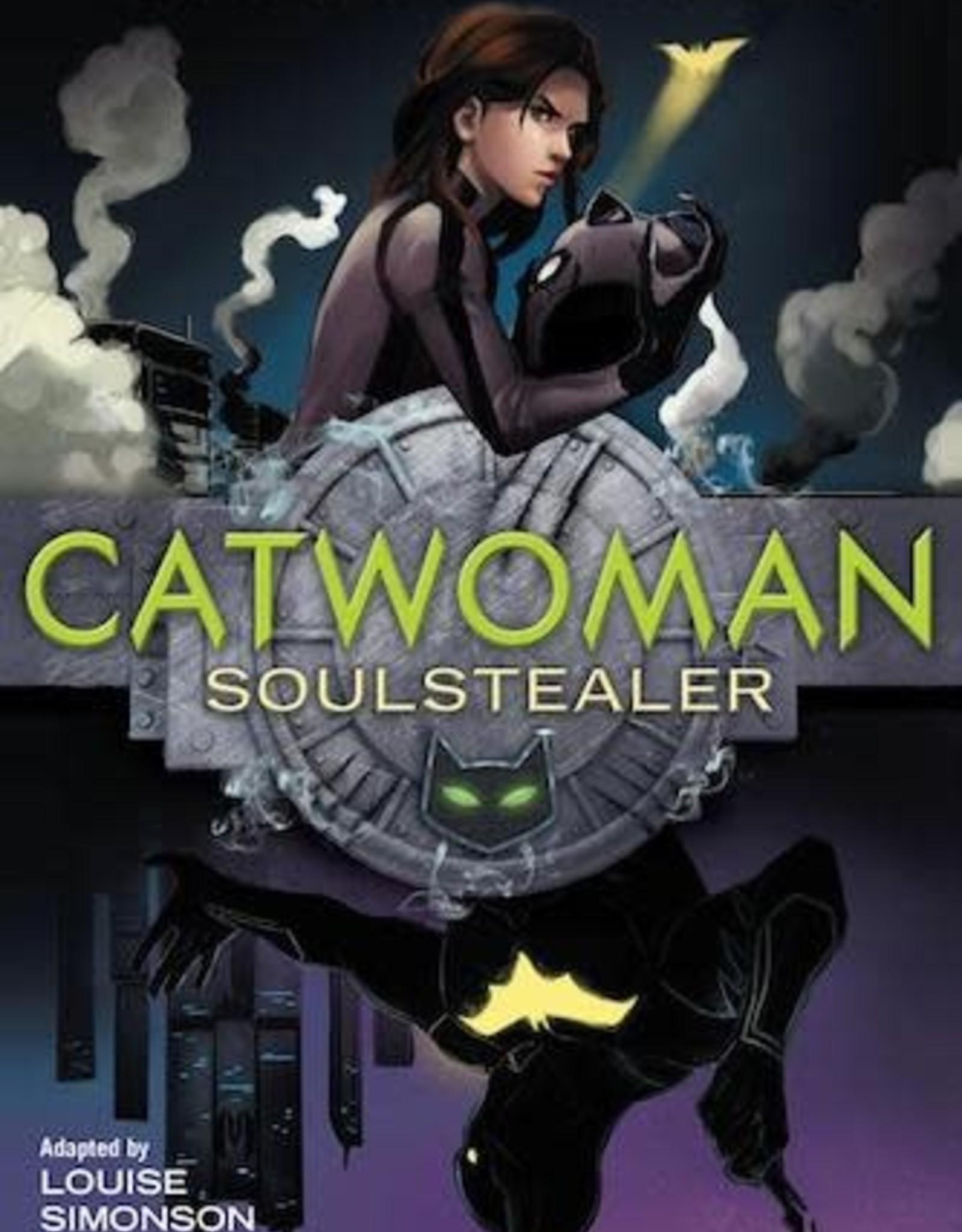 DC Comics Catwoman: Soulstealer TP