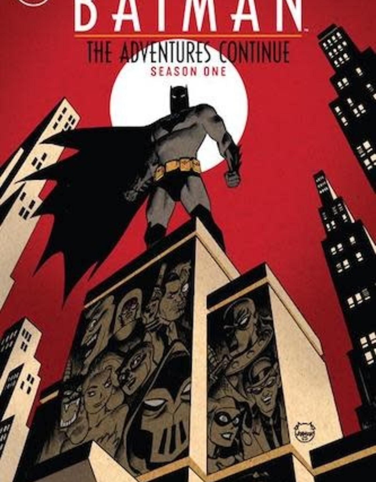 DC Comics Batman: The Adventures Continue Season One TP