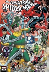 Marvel Comics Amazing Spider-Man #67 Garron Spider-Man Villains Var
