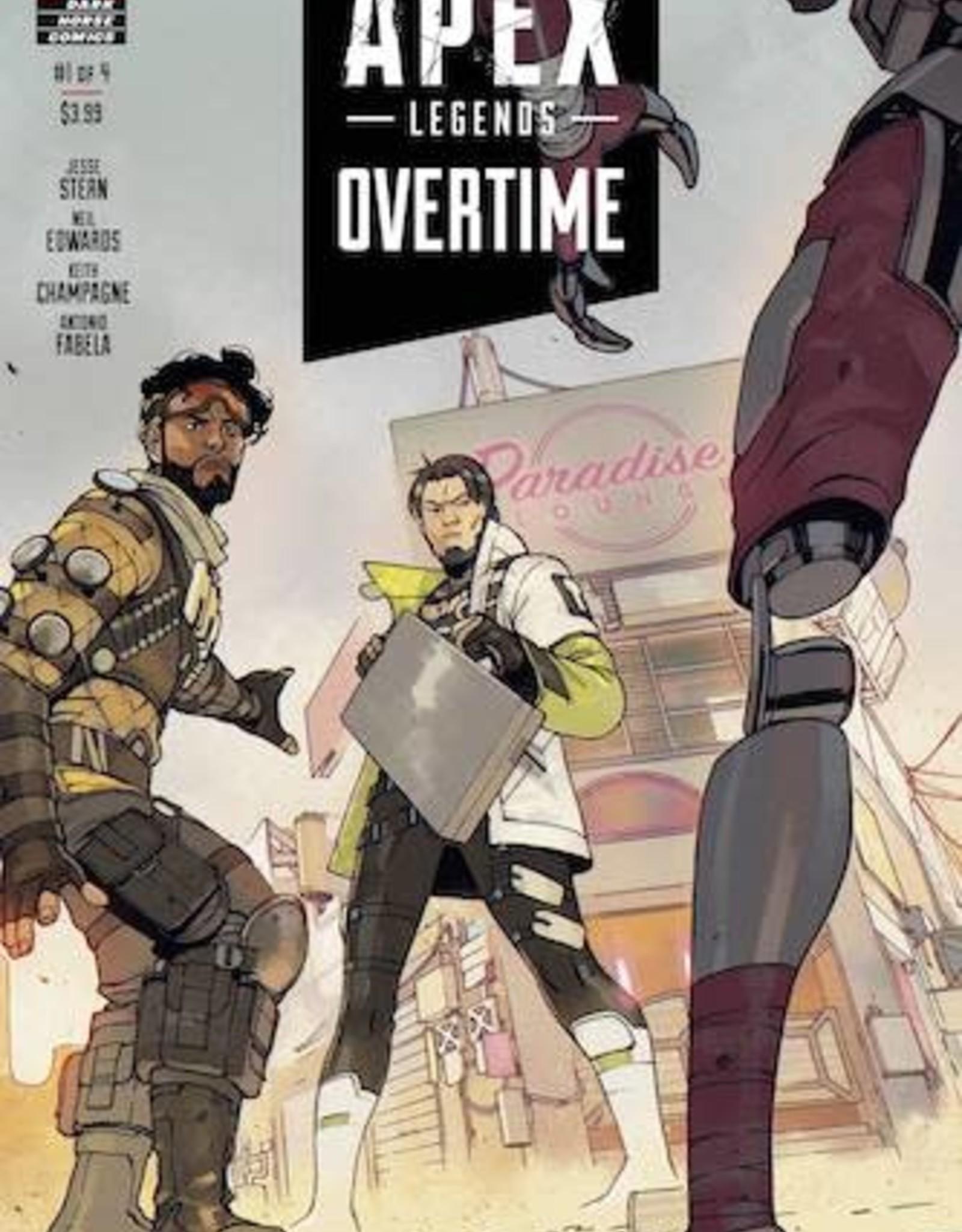 Dark Horse Comics Apex Legends Overtime #1