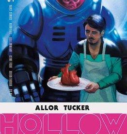 Vault Comics Hollow Heart #4 Cvr A Tucker