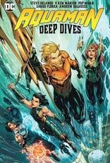 DC Comics Aquaman: Deep Dives TP