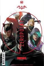 DC Comics Batman Fortnite Zero Point #1 Third Printing