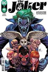 DC Comics Joker #4 Cvr A Guillem March