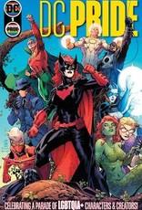 DC Comics DC Pride #1 (One Shot) Cvr A Jim Lee Scott Williams Tamra Bonvillain