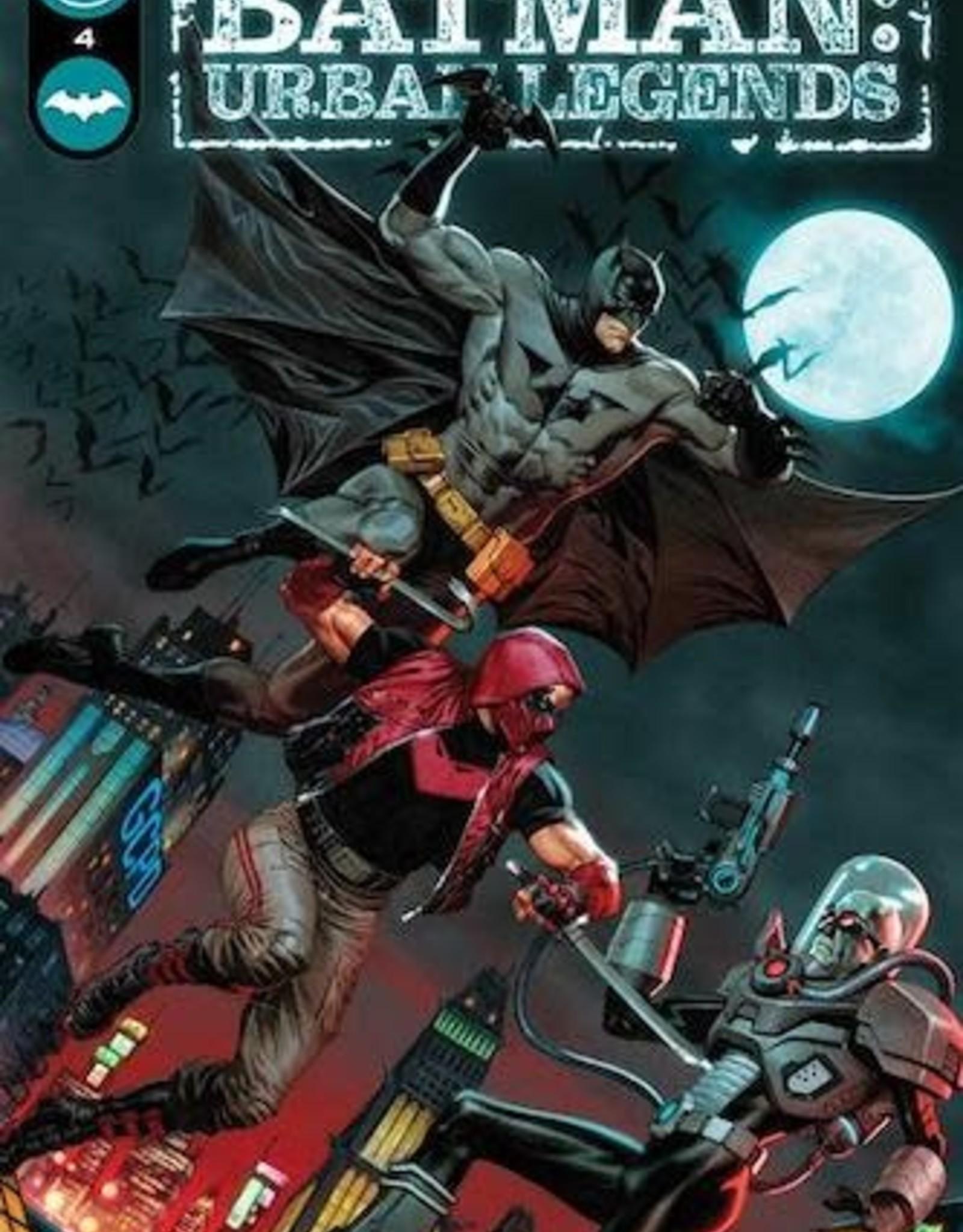 DC Comics Batman Urban Legends #4 Cvr A Jorge Molina