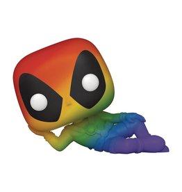 Funko POP Marvel: Pride- Deadpool (Rainbow)
