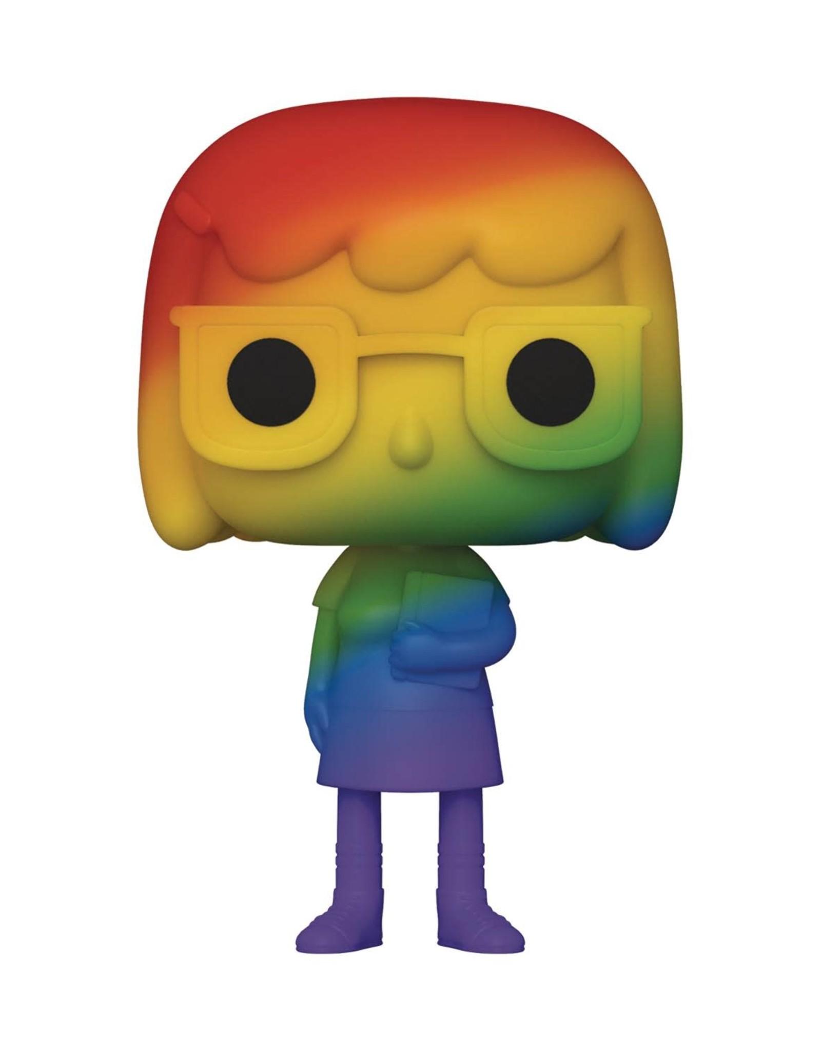 Funko POP Animation: Pride- Tina Belcher (Rainbow)