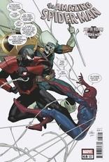Marvel Comics Amazing Spider-Man #68 Yu Spider-Man Villains Var